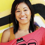 "Stacey Mendoza, <a href=""http://cultureshockla.org/about/family/"">Mini Shock LA</a> Company Director"