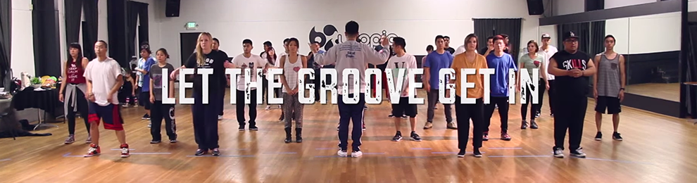 Let the Groove Get In – Anthony Lee choreography featuring CSLA