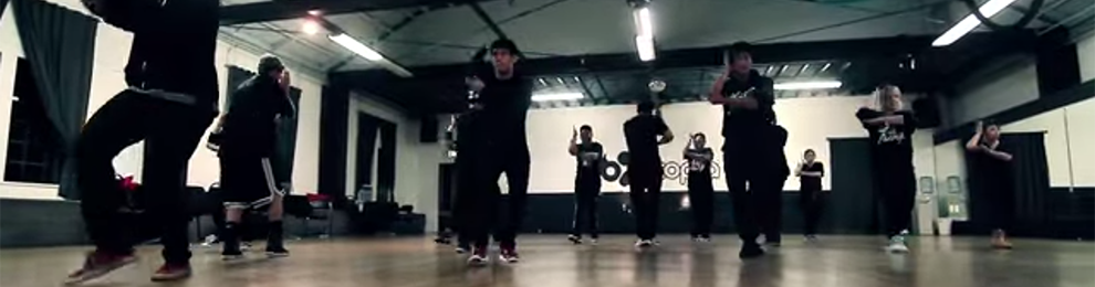 Infinite Daps – Anthony Lee choreography featuring CSLA
