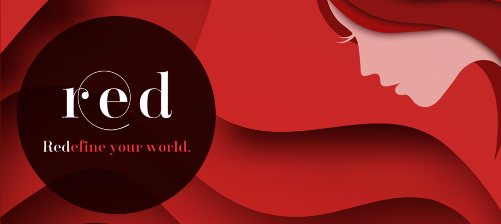Red: Redefine your World